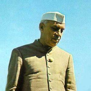 पं. जवाहरलाल नेहरू – भारताचे पहिले पंतप्रधान, भारतरत्न